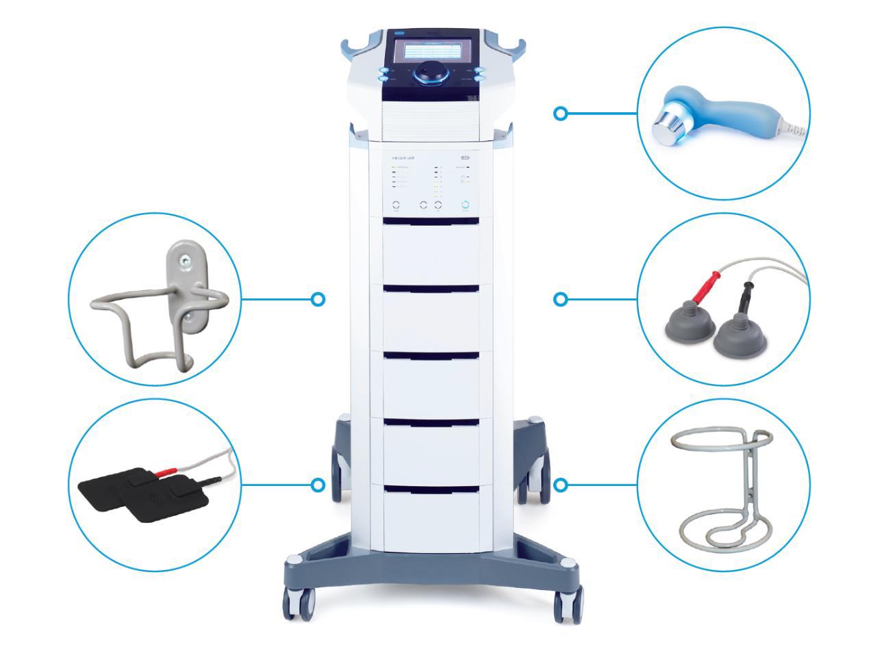 Elektro-Ultraschall-Kombigerät TURM Vorführgerät