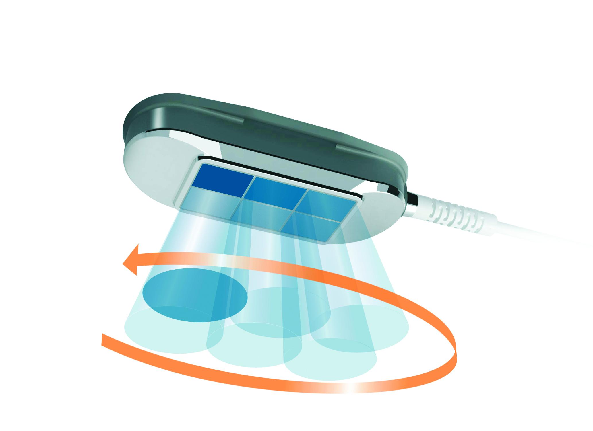 Handsfree Sono 4 Applikator für BTL-4000 Smart / Premium